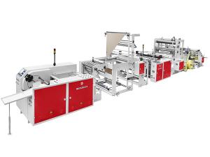 <span class=new-btn>CW-1000PG+OR Automatic Bags on Roll Making Machine (Bags with Ribbon) </span>